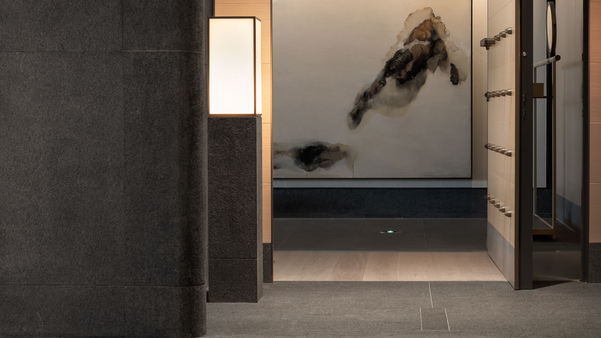 Chi Wing Lo's Cloud Residence at Damei Center in Beijing is considered one of his finest interiors realized in China, it has become a reference for his synthesis in design, craftsmanship and contemporary living today.